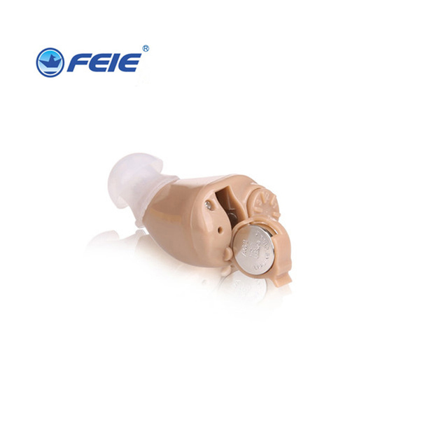 mini feie hearing aid medical equipment for ears headsets for deaf S-218 free shipping