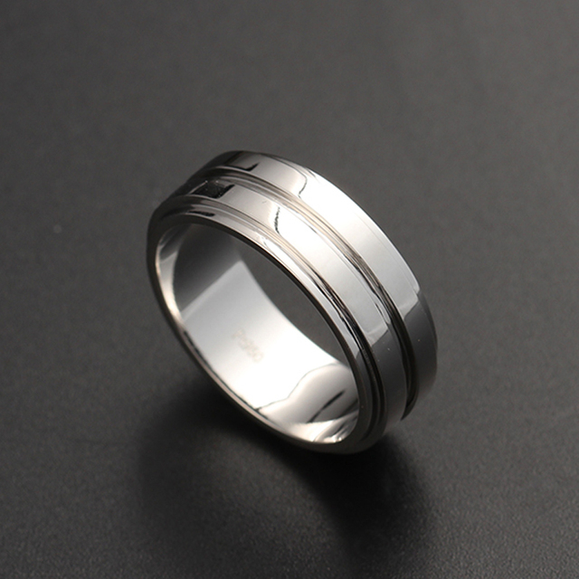 Supernatural Sam Dean Winchester Rings For Men Women Pure 925 Sterling Silver Replica Movie Jewelry Free Engraving Dropship