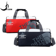 Bag Men Sport Gym Bag For Fitness Yoga Taekwondo Football Sports Pouch Gym Unisex Outdoor Handbag Single Shoulder Travel Bag