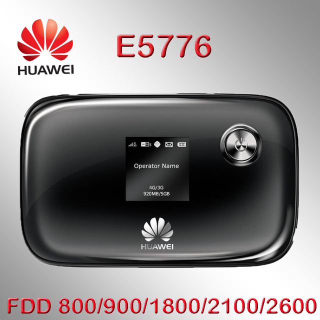 Unlocked Huawei E5776s-32 lte 3g 4g Wifi Router 4g mifi pocket 4g dongle Mobile Hotspot router 4g sim card with antenna wi-fi