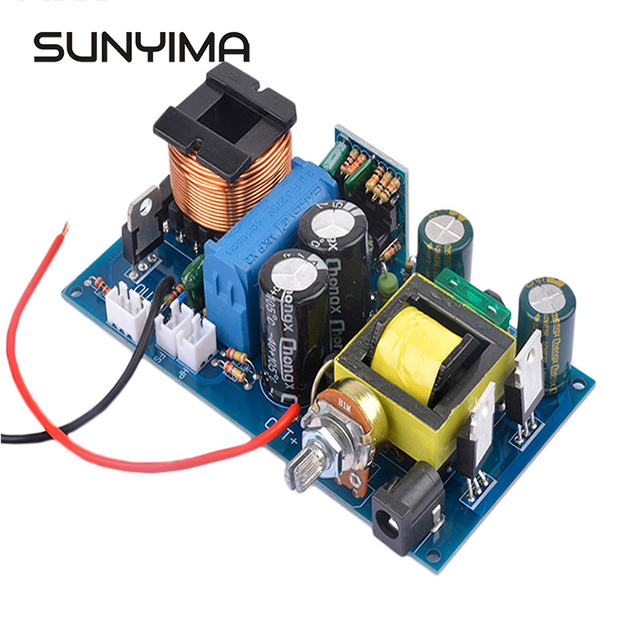 SUNYIMA 1Pc Inverter Motherboard Lithium Battery Booster Electronic One Machine Head Circuit Board For Paddy Field Work DIY