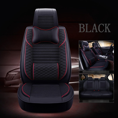 Good quality! Full set car seat covers for Mercedes Benz E Class W213 2020-2016 durable breathable car seat covers,Free shipping
