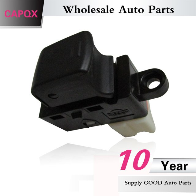 CAPQX 5pin Front Passenger Right or Rear left right Window Control Switch For Subaru Forester 2009 2010 2011 2012 XV 2.0 2013-14