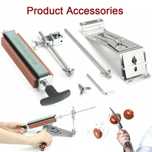 Professional Knife Sharpener Stainless Steel Kitchen Knife Sharpener Tools Sharpening Machine Fix Fixed Angle With Stone New #1