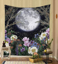 Simple Butterfly Psychedelic Background Cloth Decoration Tarot Tapestry 95*73cm