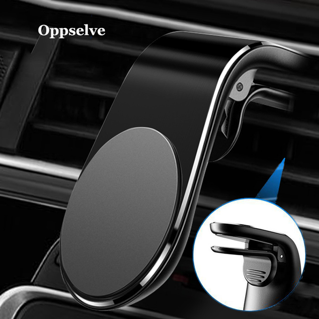 Car Phone Holder Magnetic Air Vent Mount Mobile Smartphone Stand Magnet Support Cell in Car GPS For iPhone X 11 Samsung S10 S20
