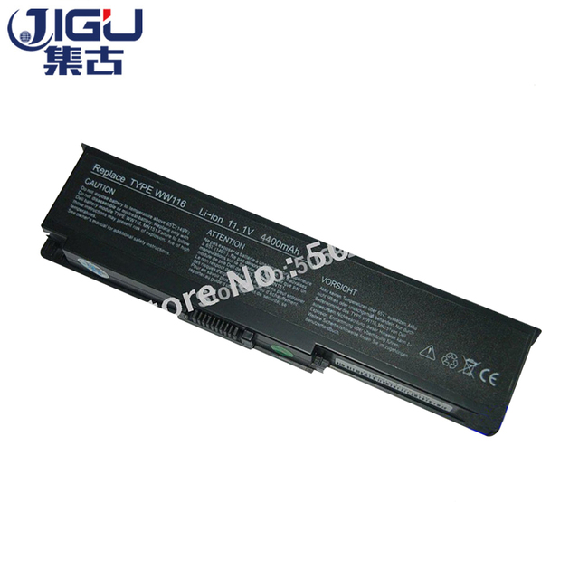 JIGU OEM Replacement Laptop Battery WW116 312-0543 312-0584 451-10516 FT080 FT092 KX117 NR433 For Dell Inspiron 1420 Vostro 1400