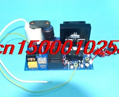 FREE SHIPPING %100 New and original 450W ozone generator high voltage and high frequency power supply can be adjusted