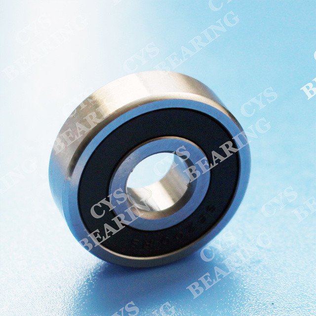 radial shaft stainless steel 440 6302 S6302 SS6302 2RS 6302 2RS 15X42X13 mm deep groove ball bearing