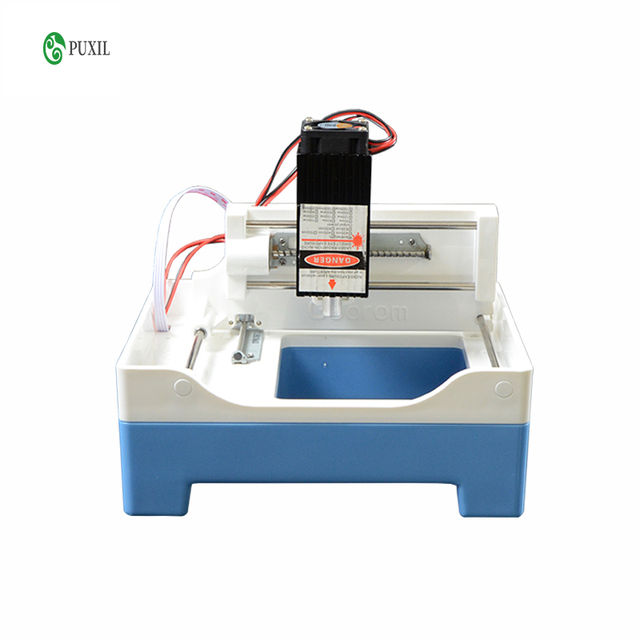 100mw DIY USB Mini laser engraver, laser engraving machine, automatic carving for wood / leathe