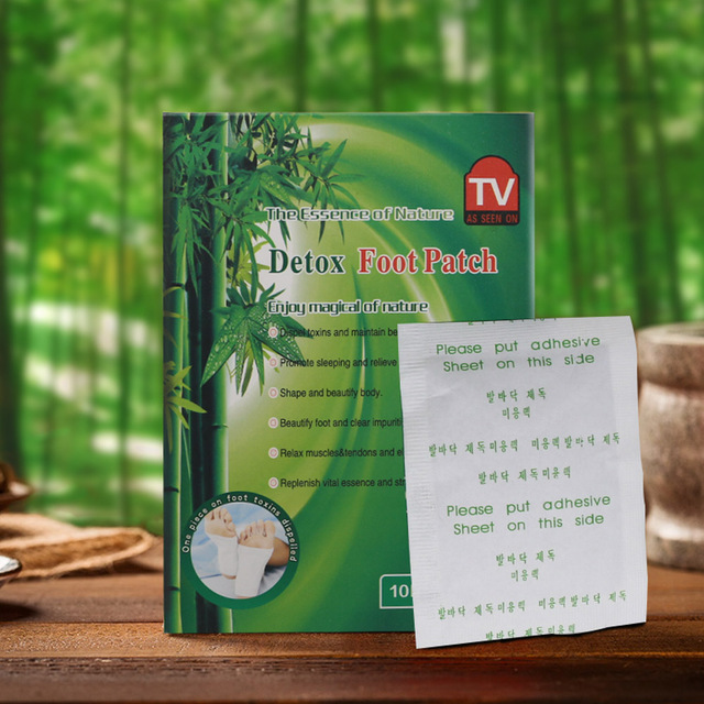 3boxes=30pcs (30pcs Patches+30pcs Adhesives) Bamboo Detox Foot Pads Patches Remove Toxin Slimming Patches Feet Skin Care Massage