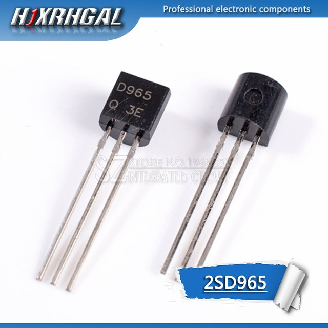 1PCS 2SD965 TO-92 D965 TO92 new triode transistor HJXRHGAL