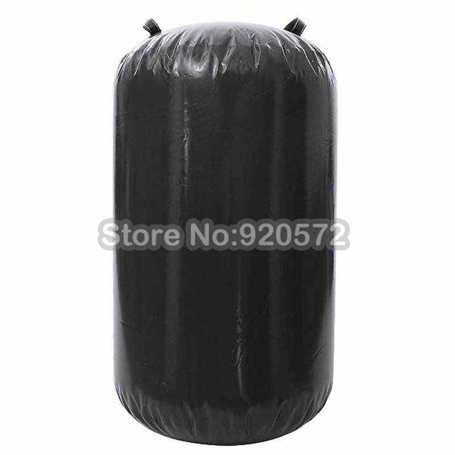 Free Shipping 90cm Dia Inflatable Air Barrel, Air Tumble Roll For gym,Inflatable Gymnastics Air Barrel