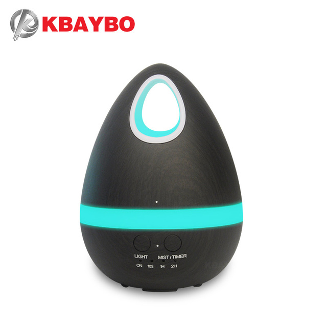 200ml Essential Oil Aroma Diffuser Ultrasonic Humidifier Air Purifier Home Office Mini Aroma Diffuser Aromatherapy Mist Maker