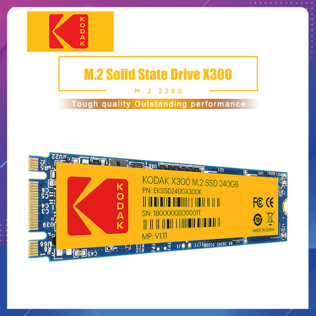 Kodak M.2 ssd M2 250gb PCIe NVME 500GB 1TB Solid State Drive 2280 Internal Hard Disk hdd for Laptop Desktop PC Disk