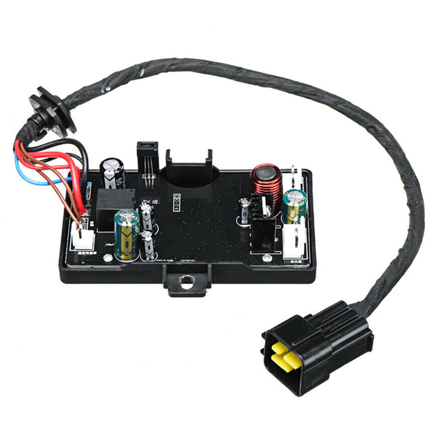 12V Practical Replacement Repair Truck Control Board Car Durable Parking Accessories Motherboard For Air Heater