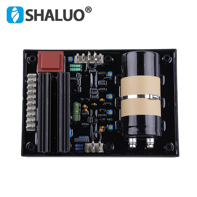 Leroy Somer Avr r449 Automatic Voltage Regulator Stabilizers Protector Switch Brushless Alternator electric Generator Parts