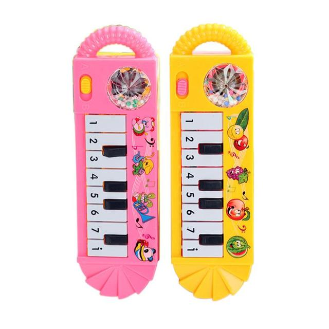 Baby Infant Toddler Developmental Toy Kids Musical Piano Early Educational