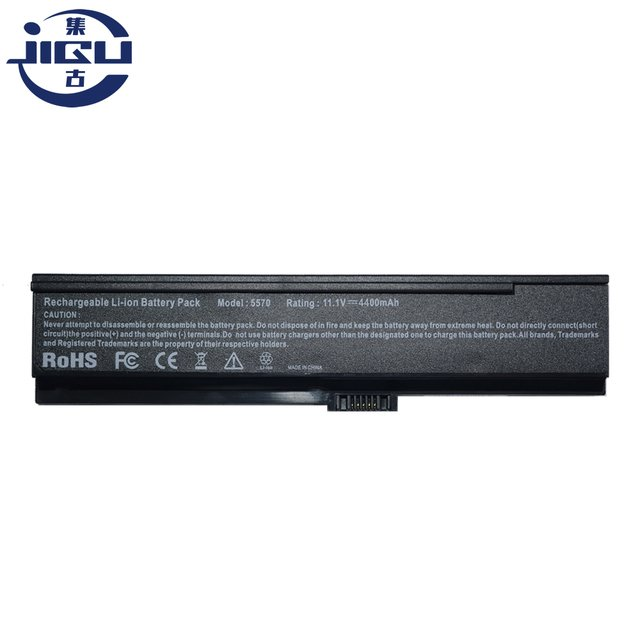 JIGU Replacement Laptop Battery for Acer 2400 2480 TravelMate 2403 3210 3220 3230 3260 3262 3270 4210 4270 4672Lmi 5602WSMi