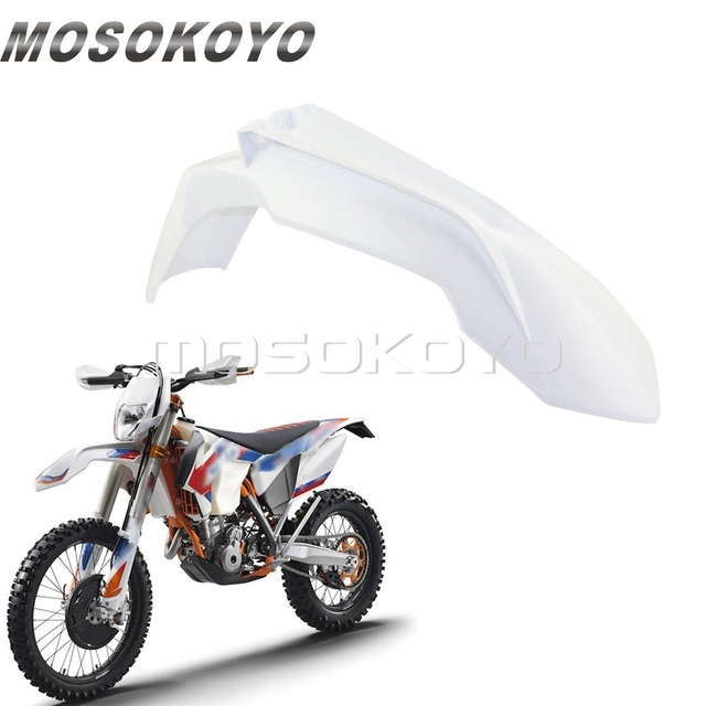 Dirt Bike MX Enduro Motocross Front Fender Mud Guard for EXC SX XCF SMR TC TE Universal