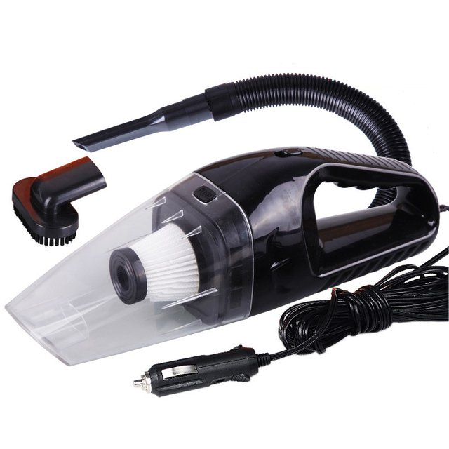 Professional Vehicle-mounted Vacuum Cleaner 120W Handheld Wet and Dry Dual-use Vacuum Cleaner Easy To Use Car Vacuum Cleaners 45