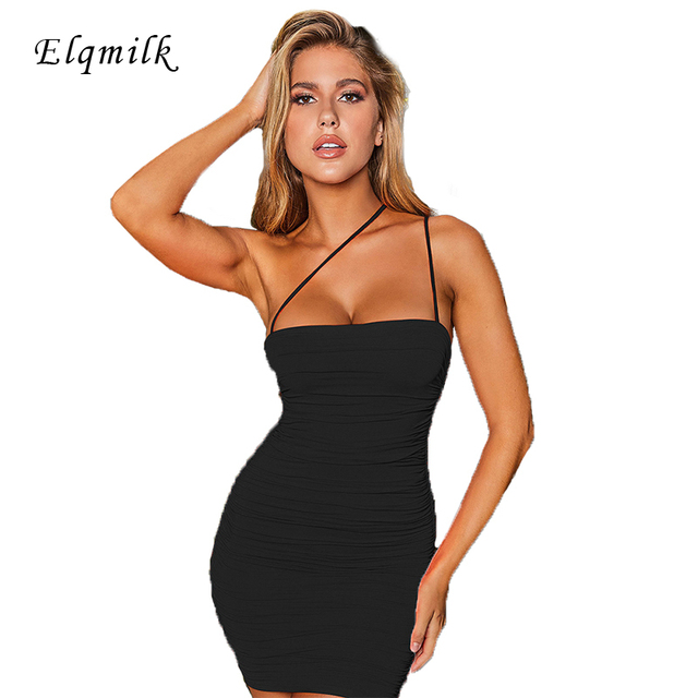 Split Backless Sexy Mini Dresses Party Slash Neck Sleeveless Summer Women Dress Spaghetti Strap Sexy Bodycon Dress Vestidos