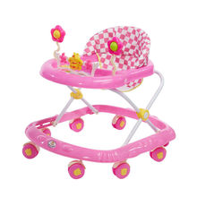 Infant Child Baby Walker 6/7-18 Months Anti-Falling Multi-functional Scooter with Music Toy Car