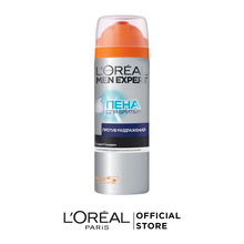 L'Oreal Paris Men Expert Foam shaving against раздражений, 200 ml