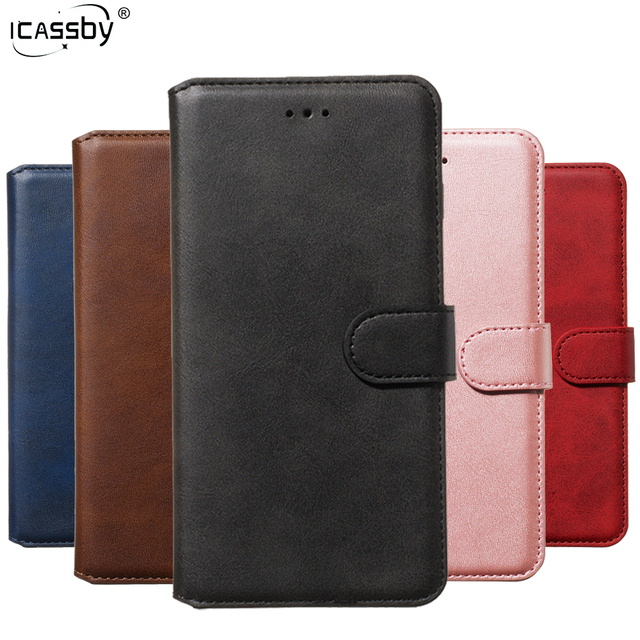 Leather Flip Case For Coque Redmi Note 5 Pro Case Wallet Book Phone Case For Xiaomi Redmi Note 5 Pro Note5 Pro Cover Capinha