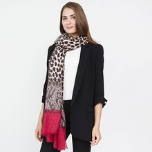 Women'S Scarves And Scarves Leopard Scarf Lace High end Banquet Fashion Versatile Cotton scarf Winter Fashion Women 2020 #YL5