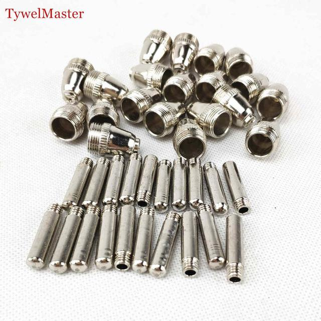AG60 SG55 Plasma Cutting Torch Consumables, Nozzle Electrode for AG-60 SG-55 60A Plasma Cutter