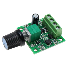 Variable Power Indicator Accessories DC Low Voltage Fan Replacement PWM Speed Controller Switch Motor Module Regulator Parts