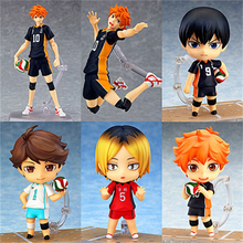 Cute Haikyuu Action Figure Japanese Anime Hinata Syouyou Kageyama Tobio Volleyball Pvc Figures Kids Toys For Kids 10 14cm Buy Cheap In An Online Store With Delivery Price Comparison Specifications Photos And