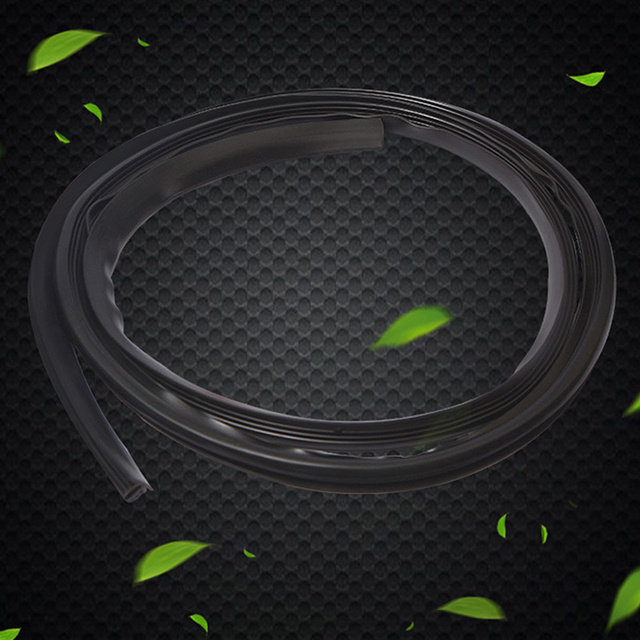 1.6M  Universal Rubber Strip Soundproof Dustproof Sealing Strip for Auto Car Dashboard Windshield