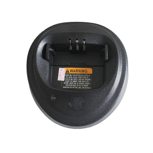 Battery Dock Base Charger For Motorola Radio EP450 GP3188 GP3688 CP040 CP140 CP160 CP200 etc Walkie Talkie