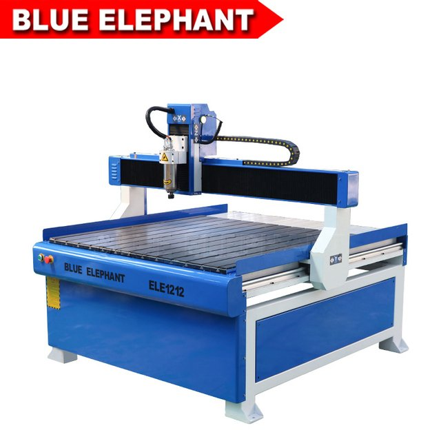 CNC Engraving Machine 1212 Wood CNC Router 2.2KW 3KW Spindle China Wood CNC Engraver Factory Price for engraving and cutting