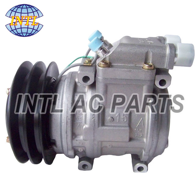10PA15C auto air conditioning ac a/c compressor for Universal BB 2PK 24V