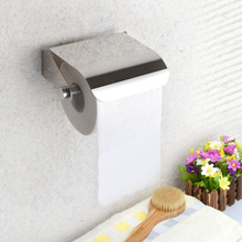 Wall Mounted Toilet Napkin Holder Paper Holder Tissue Paper Holder Toilet Roll Dispenser With Cover Plate Bathroom Accessories