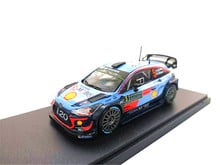 1:43 i20 WRC #5 WINNER alloy model Car Diecast Metal Toys Birthday Gift For Kids Boy other