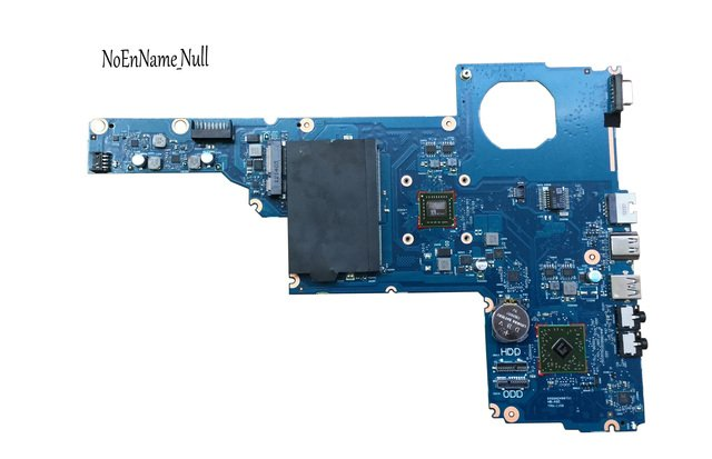 688278-001 FOR HP CQ45-M 1000 2000 Laptop 6050A2498701 MB-A02 E1-1200 Motherboard 688278-501