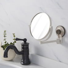 Buy Bath Mirror Cosmetic Mirror 1x 3x Magnification Suction Cup Adjustable Makeup Mirror Double Sided Bathroom Mirror In The Online Store Century Departments Store At A Price Of 9 07 Usd With Delivery Specifications Photos