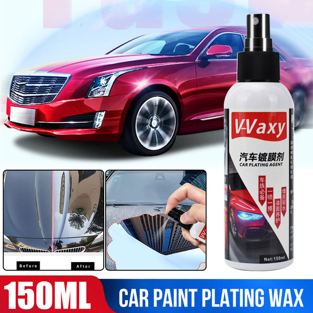 150ML 9H Hot Auto Plating Liquid Dry and Wet Car Wax Protective Agent Car Care Anti Scratch Ceramic Coat Scratches Repair