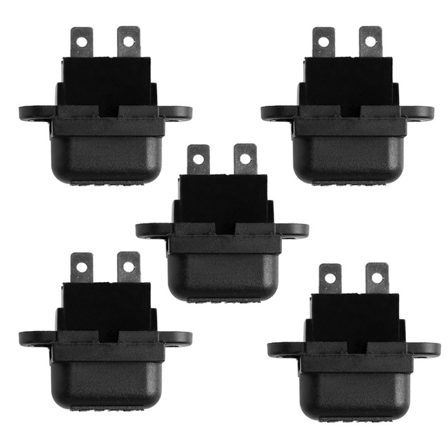 2020 New 5pcs/lot Amp Auto Blade Standard Fuse Holder Box for Car Boat Truck with Cover 30A