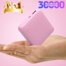 30000 mAh mini power bank for Xiaomi iPhone Powerbank portable charger Portable Power Bank External Battery Power Bank