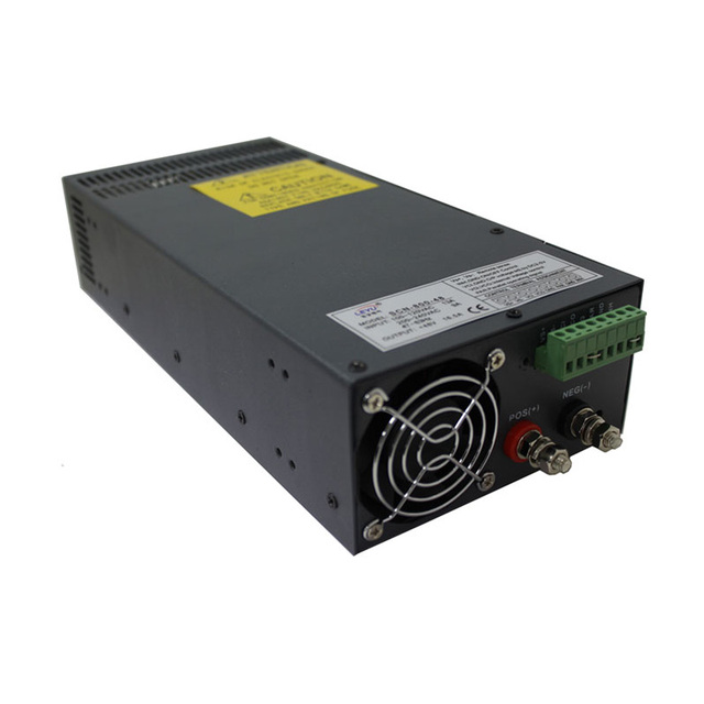 Multiple delivery CE ROHS 800w Single output high dc voltage power supply with Parallel Function