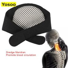 Tourmaline Belt Neck Brace Support Self-Heating Neck Support Magnetic Therapy Massage Neck Guard Collar Wrap Protection