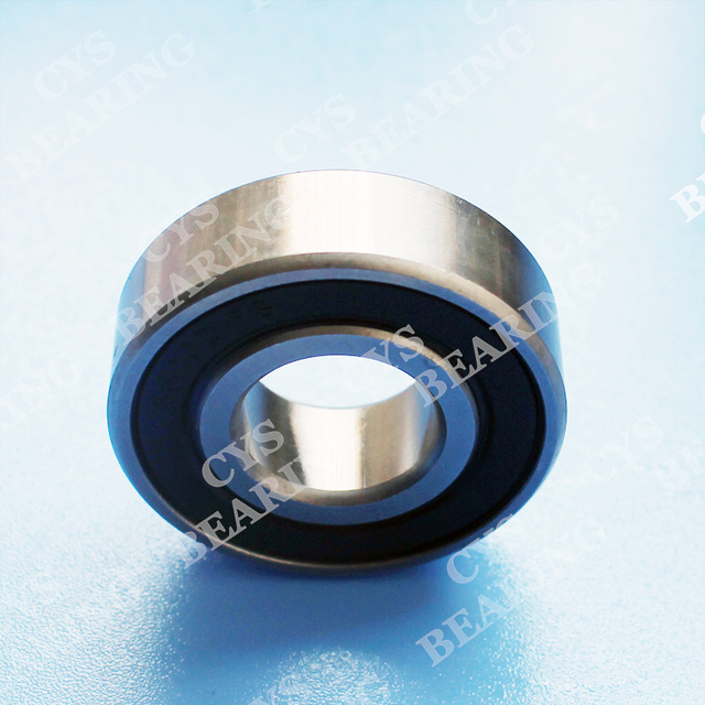radial shaft stainless steel 440 6303 S6303 SS6303 2RS 6303 2RS 17X47X14 mm deep groove ball bearing