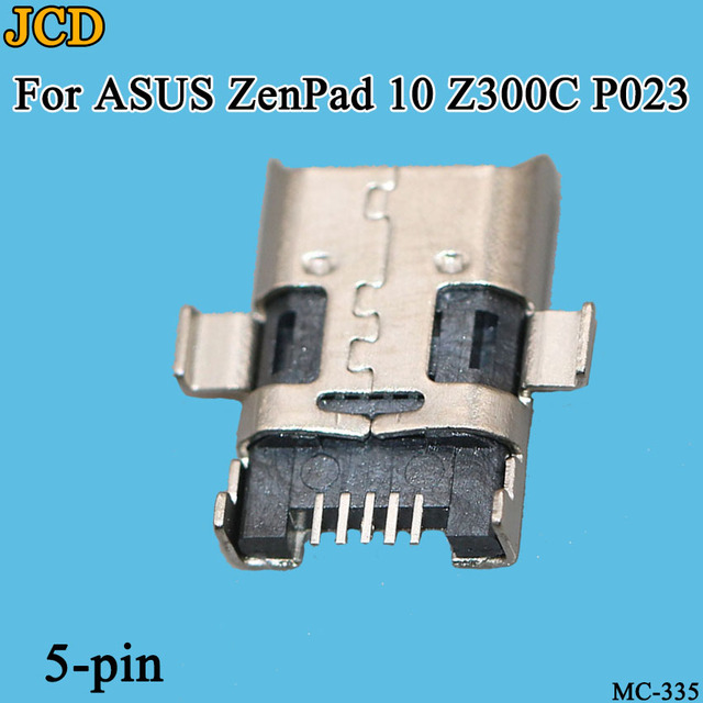 JCD 30PCS/Lot For ASUS ZenPad 10 Z300C P023 USB Charging Port Connector Charge Jack Socket Plug Dock