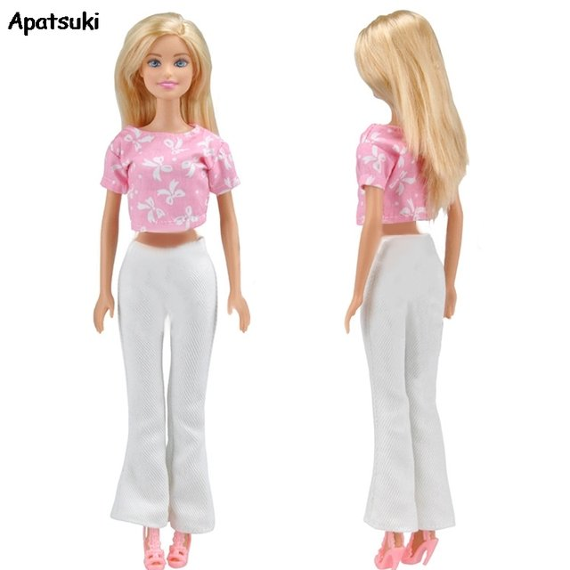 """Doll Yoga Sport Clothes For 11.5/"""" Dolls 1//6 Princess Fashion Accessories Outfit"""