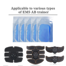 Gel Pads for EMS Abdominal ABS Trainer Weight Loss Hip Muscle Stimulator Exerciser Replacement Massager Gel Patch